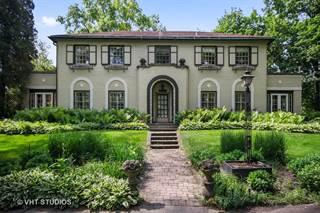 Single Family for sale in 2424 Hawthorne Lane, Flossmoor, IL, 60422