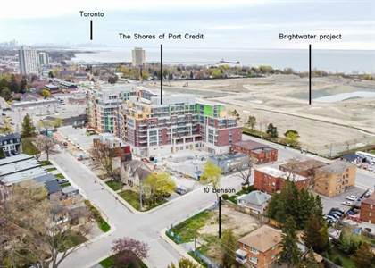 Lots And Land for sale in 10-B Benson Ave, Mississauga, Ontario, L5H 2P2