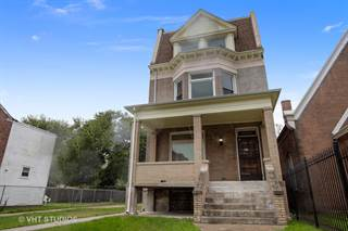 Single Family for sale in 6128 S. Indiana Avenue, Chicago, IL, 60637