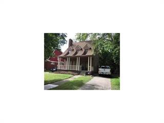 Single Family for sale in 13985 WOODMONT, Detroit, MI, 48227