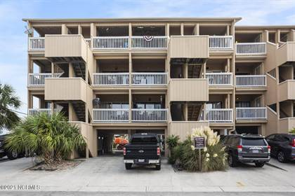 Residential Property for sale in 1600 Canal Drive A-21, Carolina Beach, NC, 28428