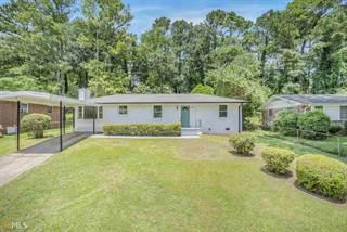 Single Family for sale in 3345 SW Ward Dr, Atlanta, GA, 30354