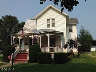 Single Family for sale in 514 S Division, Chenoa, IL, 61726