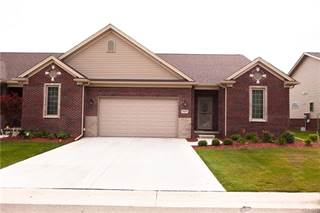 Condo for sale in 5953 Purple Martin Drive 35, South Rockwood, MI, 48179