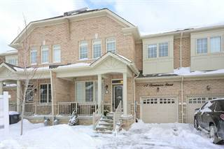 Townhouse for sale in 17 Trentonian St, Brampton, Ontario, L6R0B3