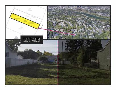 Vacant Land for sale in 9638 86 ST NW, Edmonton, Alberta, T6C3E9
