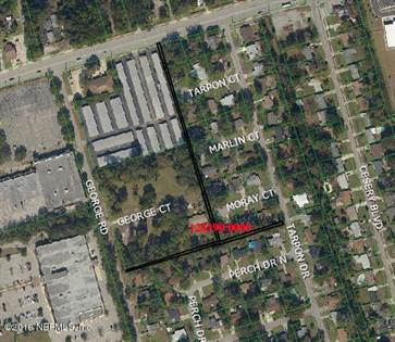 Lots And Land for sale in 5678 GEORGE CT, Jacksonville, FL, 32277