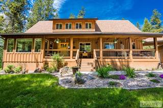 Single Family for sale in 1625 Shadow Run, Ashton, ID, 83420