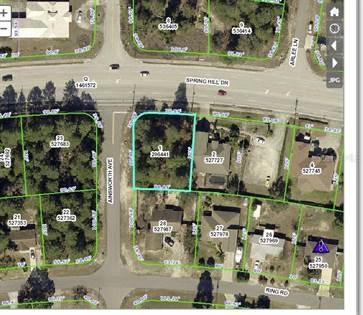 Lots And Land for sale in 2346 AINSWORTH AVENUE, Spring Hill, FL, 34609
