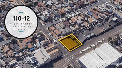 Industrial for sale in 110-12 S 31st Street, San Diego, CA, 92113
