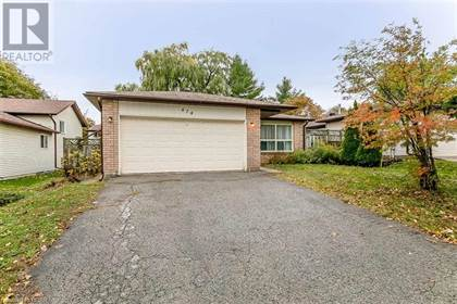 Single Family for sale in 474 LEACOCK Drive, Barrie, Ontario, L4N5P8