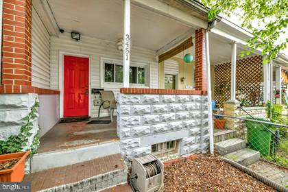 Residential Property for sale in 3451 HICKORY AVENUE, Baltimore City, MD, 21211