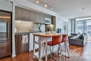 Condo for sale in 85 Queens Wharf Rd, Toronto, Ontario