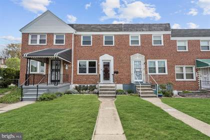 Residential for sale in 4329 BREHMS LN, Baltimore City, MD, 21206