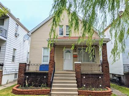Residential Property for sale in 9458 Mitchell Street, Hamtramck, MI, 48212