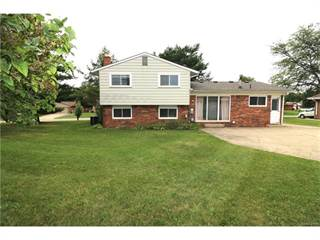 Single Family for rent in 4050 IRONSIDE Drive, Waterford, MI, 48329