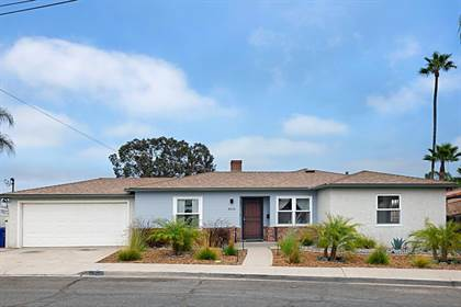 Residential Property for sale in 4835 55th St, San Diego, CA, 92115