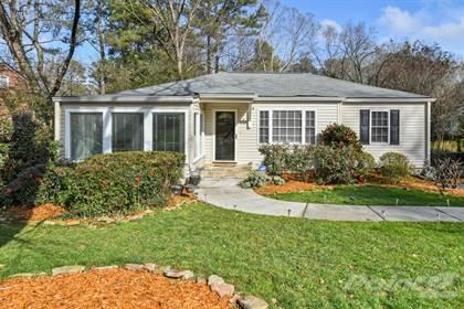 Residential Property for sale in 1368 Woodland Hills Drive NE, Atlanta, GA, 30324