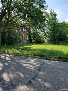 Lots And Land for sale in 314 MOUNT VERNON Avenue, Detroit, MI, 48236