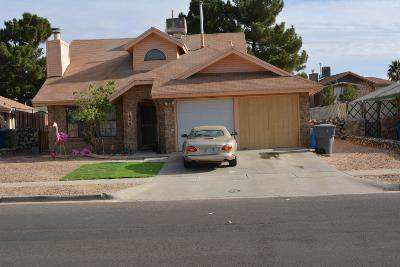 Residential Property for sale in 1848 POLLY HARRIS Drive, El Paso, TX, 79936