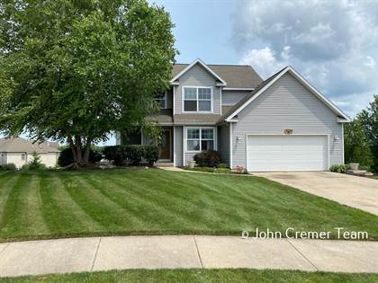 Residential Property for sale in 8718 Hightree Court SW, Byron Center, MI, 49315