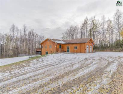 Residential Property for sale in 1233 RASPBERRY DRIVE, Fairbanks, AK, 99712