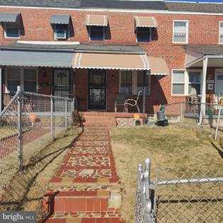 Residential Property for sale in 810 GLENWOOD AVENUE, Baltimore City, MD, 21212