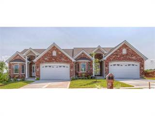 Townhouse for sale in 134 Bogey Boulevard, Arnold, MO, 63010