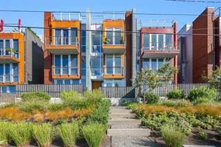 Townhouse for sale in 2814 Fairview Avenue East, Seattle, WA, 98102