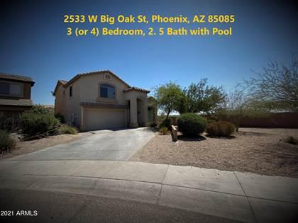 Residential Property for sale in 2533 W BIG OAK Street, Phoenix, AZ, 85085