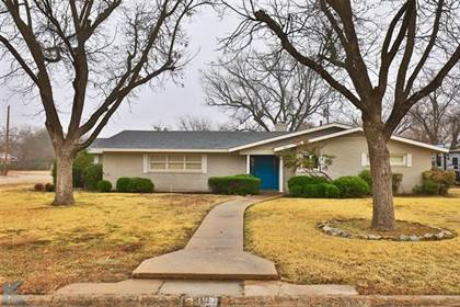 Residential Property for sale in 1801 Sylvan Drive, Abilene, TX, 79605