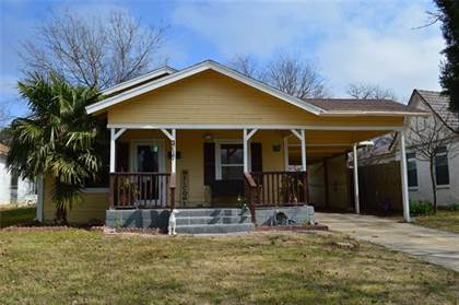 Residential for sale in 3217 Livingston Avenue, Fort Worth, TX, 76110