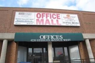 Office Space for rent in 4220 Steeles Ave W C10, Vaughan, Ontario
