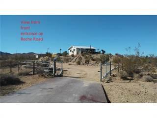 Single Family for sale in 55560 Reche Road, Landers, CA, 92285
