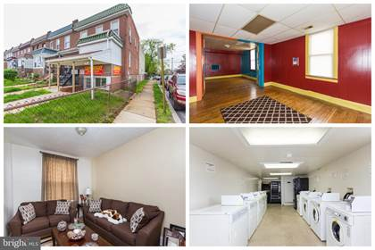 Multifamily for sale in 5418 REISTERSTOWN ROAD, Baltimore City, MD, 21215
