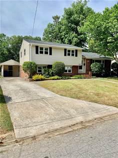 Residential Property for sale in 1640 TALLWOOD Street, Norfolk, VA, 23518