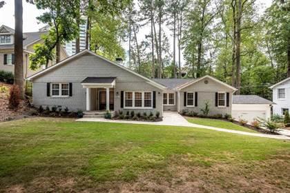 Residential Property for sale in 689 Longleaf Drive NE, Atlanta, GA, 30326