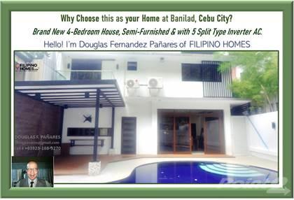 Other Real Estate for sale in Brand-new 4-Bedroom with Swimming Pool at Banilad, Cebu City ($0.8M), Cebu City, Cebu