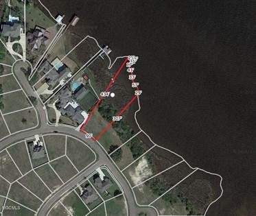 Lots And Land for sale in 423 Goose Pointe Blvd, Biloxi, MS, 39531