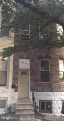Townhouse for rent in 1941 HARLEM AVENUE, Baltimore City, MD, 21217