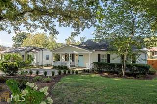 Single Family for sale in 2714 N Thompson Rd, Brookhaven, GA, 30319
