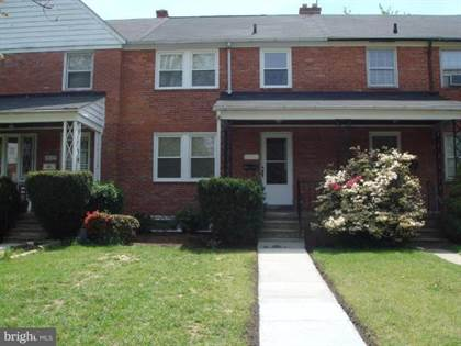 Residential Property for sale in 1425 STONEWOOD ROAD, Baltimore City, MD, 21239