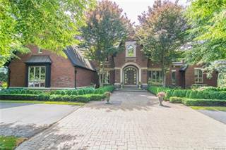 Single Family for sale in 7635 FEN Ridge, Springfield Township, MI, 48348