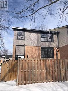 Single Family for rent in 105 ANDOVER Drive Unit 68, London, Ontario, N6J4B1