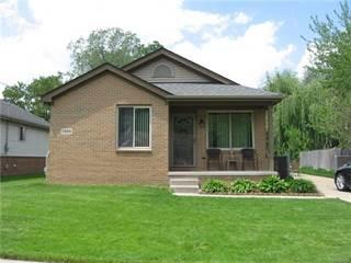 Single Family for sale in 11889 CAMDEN Street, Livonia, MI, 48150