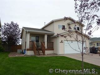 Single Family for sale in 4620 SADDLEBACK DR, Cheyenne, WY, 82001