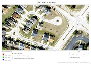 Land for sale in 1073 Saratoga Springs Court, Florissant, MO, 63034