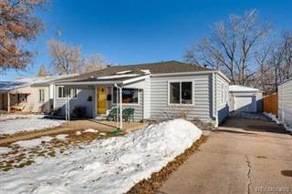 Single Family for sale in 1990 South Irving Street, Denver, CO, 80219