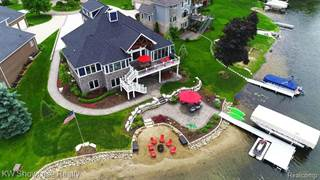 Single Family for sale in 4220 BAY SHORES Drive, Independence Township, MI, 48329