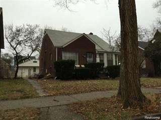 Single Family for sale in 17817 BINDER Street, Detroit, MI, 48212